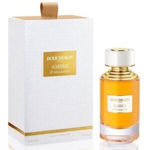 BOUCHERON – AMBRE D'ALEXANDRIE