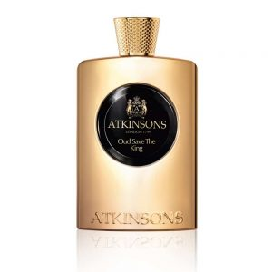 ATKINSONS – OUD SAVE THE KING 100ml