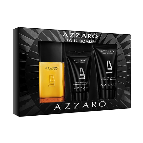 AZZARO – POUR HOMME Coffret prix maroc