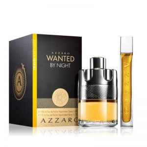 AZZARO – WANTED BY NIGHT Travel Set 100ml