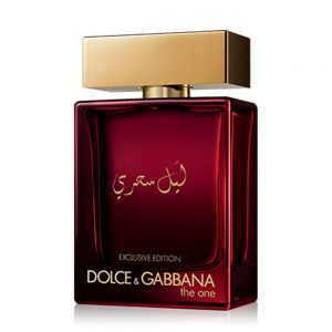 DOLCE GABBANA – THE ONE MYSTERIOUS NIGHT