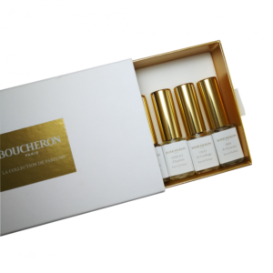 BOUCHERON – LA COLLECTION PRIVEE MINIATURE VAPORISATEUR COFFRET